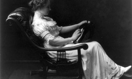 Helen Keller on taking action to build confidence