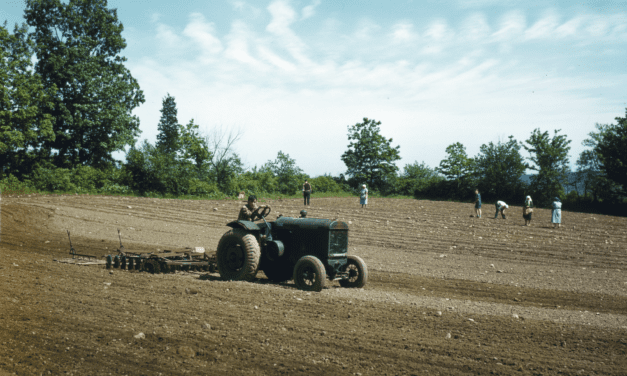 A Day in the Life of Southington Connecticut Residents During WWII