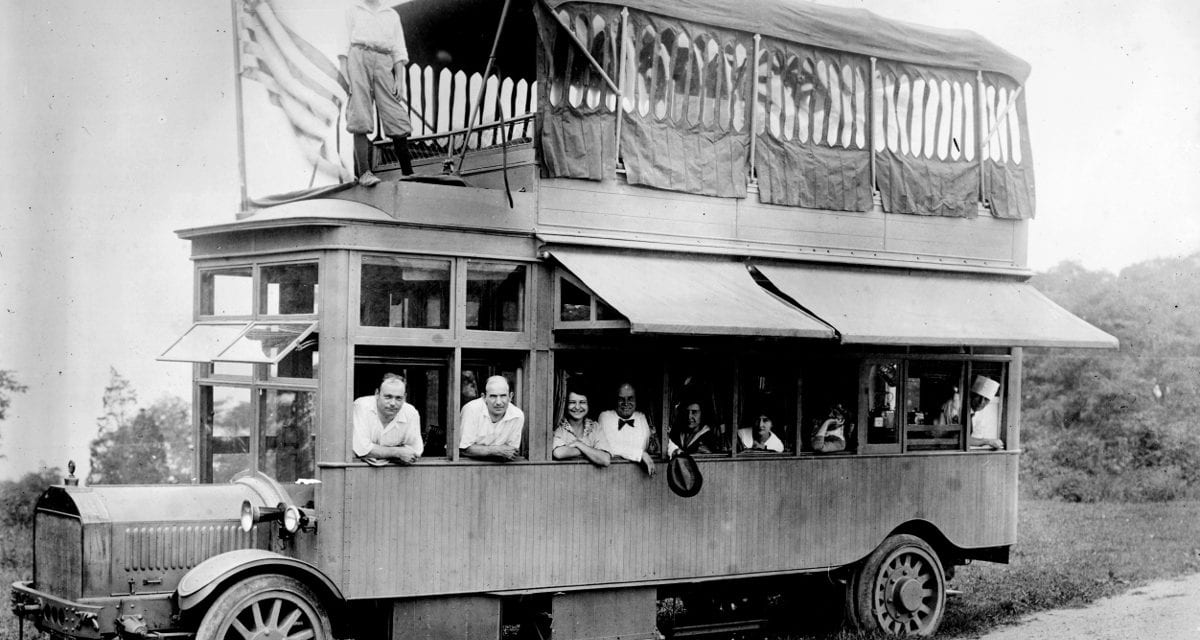 16 captivating pictures of Long Island's golden years