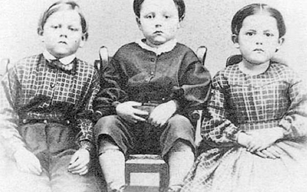The Lost Children of the Battle of Gettysburg
