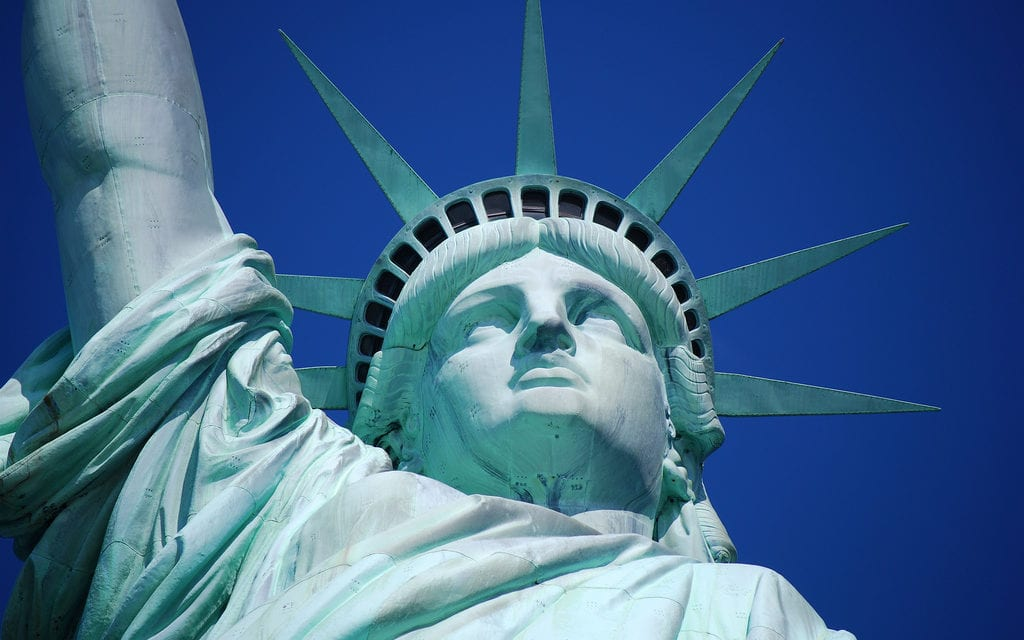 The Egyptian origin of the Statue of Liberty