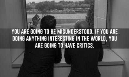 Jeff Bezos' Advice on Dealing With Criticism