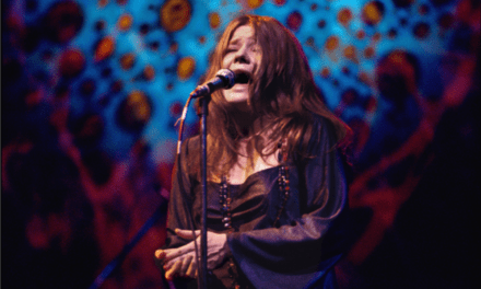 Janis Joplin's definition of ambition