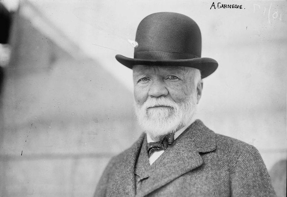 Andrew Carnegie's Five Requirements for Success