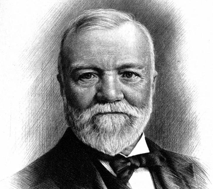 the life and business success of andrew carnegie In the introduction hill states of the secret that andrew carnegie 'carelessly tossed it into my mind',  influence of andrew carnegie later in life, hill wrote that the turning point of his life had been a 1908 assignment to interview the industrialist and (d 1919).