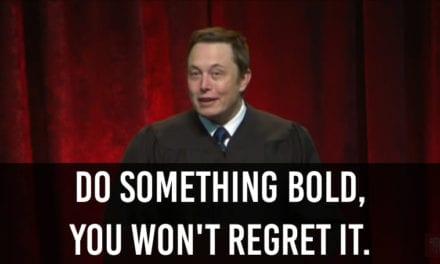 5 secrets of success from Elon Musk's USC commencement speech