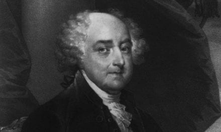 John Adams last public words