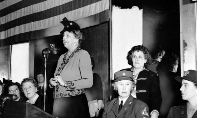 Eleanor Roosevelt: How she overcame insecurities and developed courage