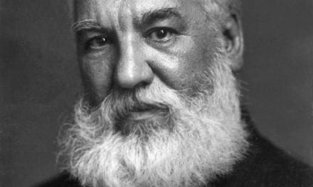 "Alexander Graham Bell, ""Know What Work You Want To Do"""