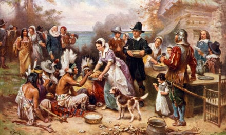 The complete history of Thanksgiving