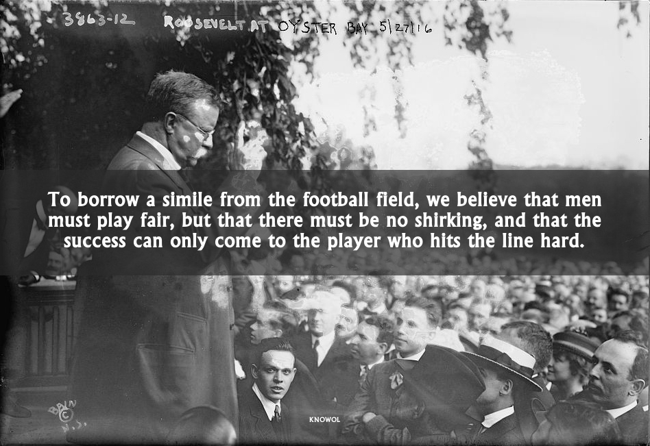 """Quotes On Fdrs Death: 9 Motivational Quotes From """"Teddy"""", Theodore Roosevelt"""