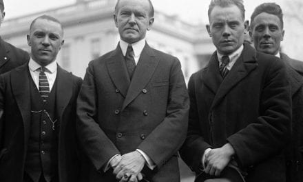 Calvin Coolidge Promotes Effort and Activity For Personal Growth