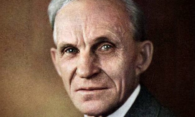 "Henry Ford's Advice to Young Men: ""Look for what makes you unique"""