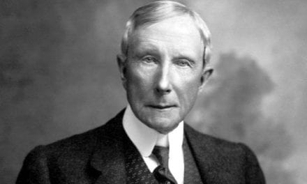 John D. Rockefeller explains how to get rich