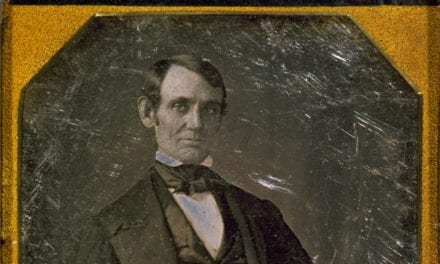 The earliest picture of Abraham Lincoln