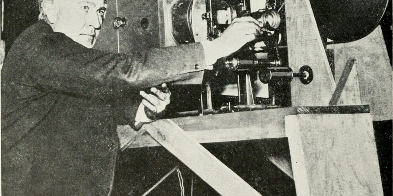 Thomas Edison explains why many men never amount to anything