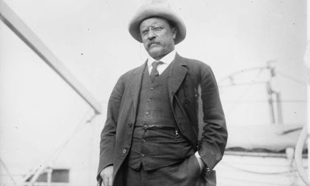 Theodore Roosevelt's patriotic message to Harvard students