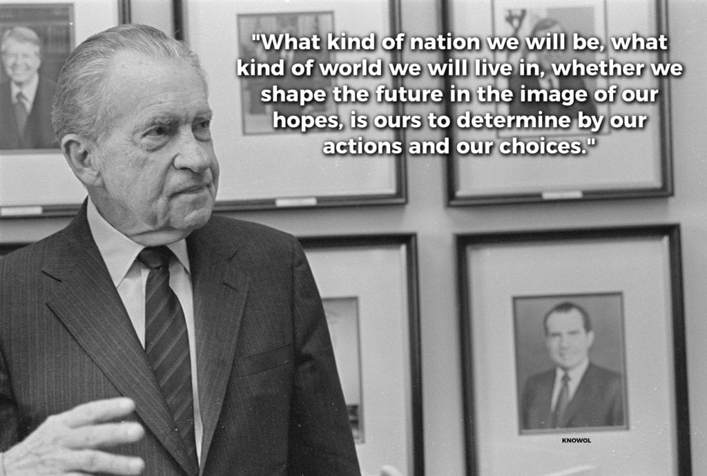 Richard Nixon Quotes Magnificent 48 Patriotic Picture Quotes From Presidents Of The United States