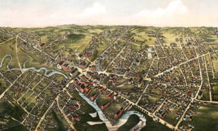 Amazing old map of Medford, Massachusetts from 1880