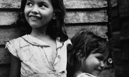 Children in Utuado, Puerto Rico, 1942