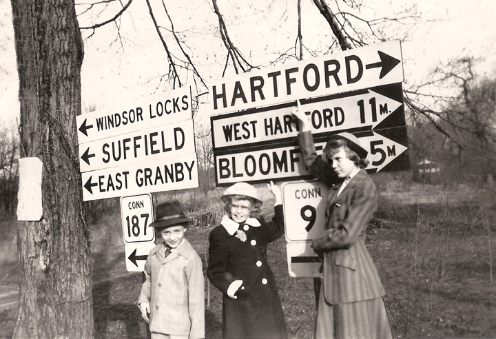 40 enchanting pictures from Connecticut's past