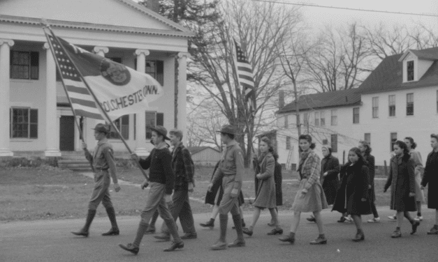 Fascinating Pictures of Colchester Connecticut in the 1940's
