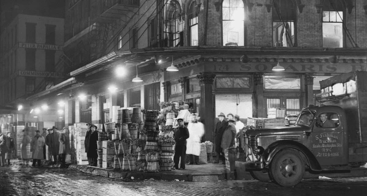 Beautiful vintage photos of NYC in the 1950's