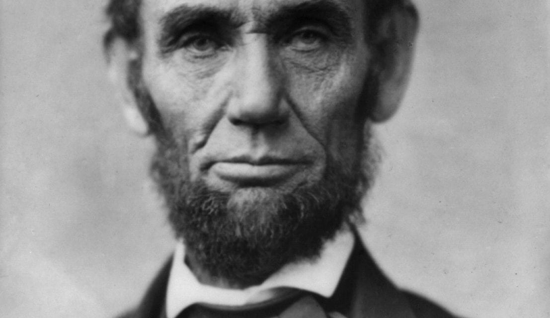 How Abraham Lincoln's log-splitting led him to the Presidency