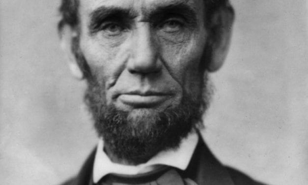 How Abraham Lincoln's log-splitting led him to the Presidency