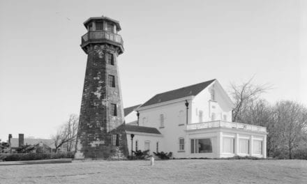 Sands Point Lighthouse in North Hempstead, NY