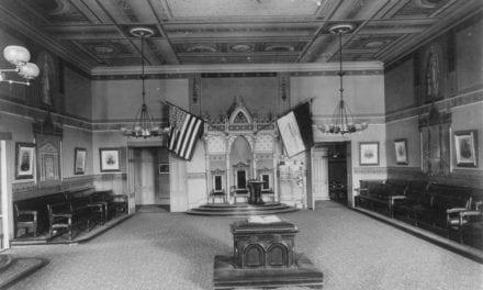 Paul Revere Freemasonry Lodge in Brockton, Massachusetts
