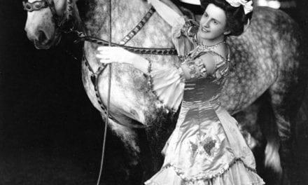 Circus Girl From Brockton, Massachusetts