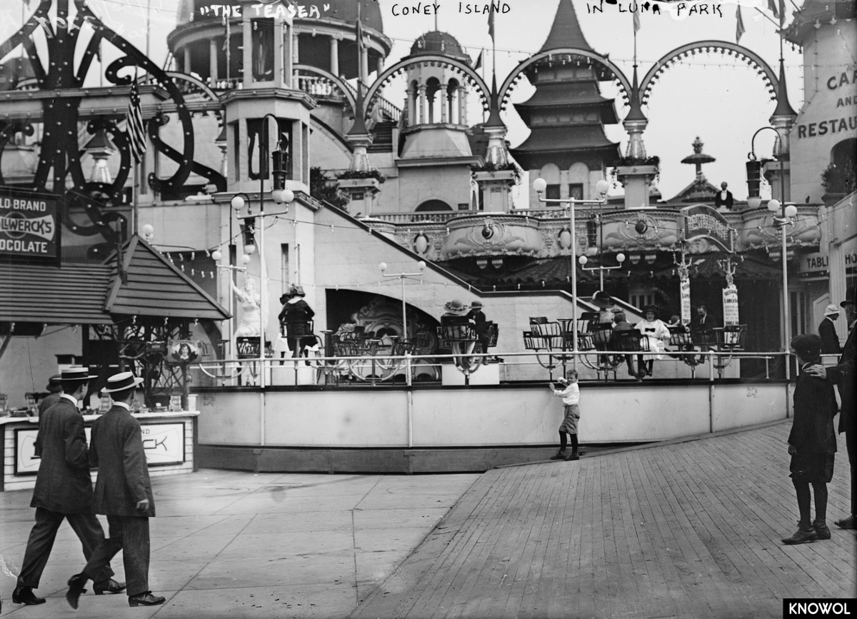 Coney Island Historical Images