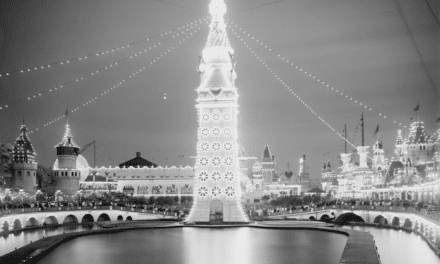 25 historic pictures of Coney Island's legendary land of lights, Luna Park