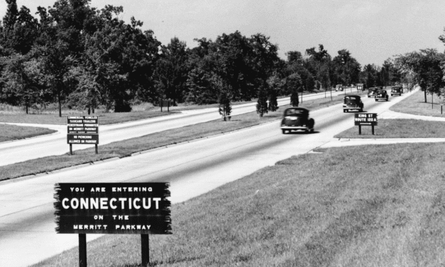 The Beautiful History of Connecticut's Merritt Parkway Bridges