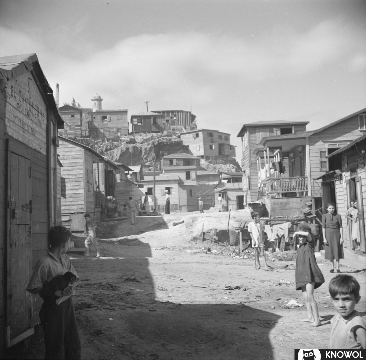 33 Historic Photographs Of San Juan Puerto Rico In The