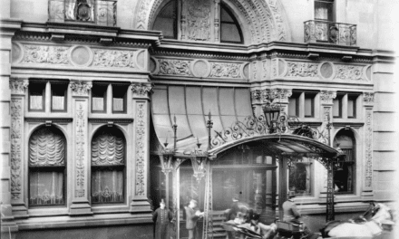 Here's What the Waldorf Astoria Looked Like in 1900