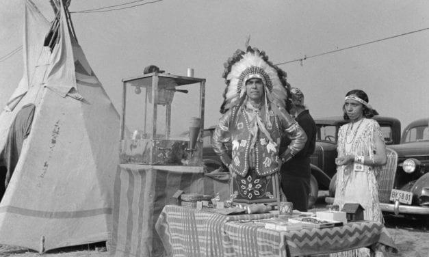 Windsor Locks Indian Fair