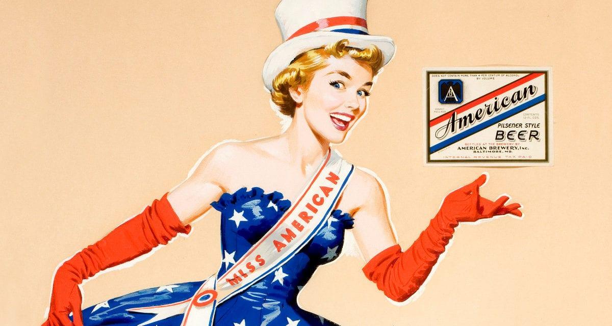 9 awesome vintage beer advertisements
