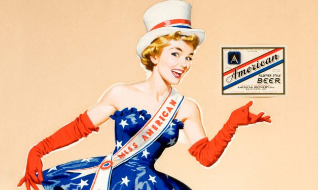 9 beautifully restored vintage beer advertising posters