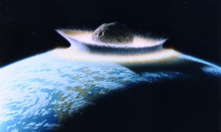 Simulated asteroid impact creates RNA, the precursor to all life on Earth