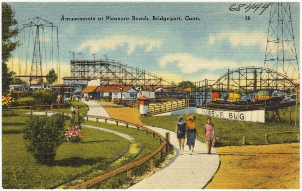 Something pleasure beach in bridgeport ct consider, that