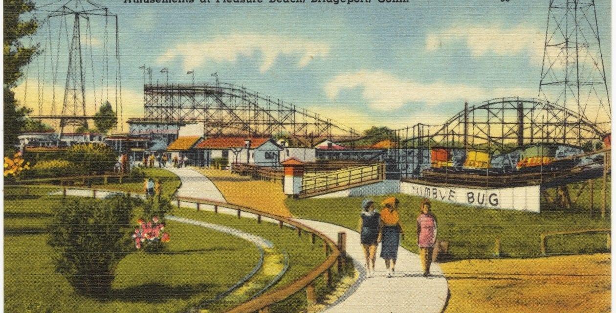 14 beautiful old pictures reveal lost grandeur of Bridgeport, CT