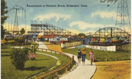 14 beautiful old pictures reveal lost grandeur of Bridgeport, CT