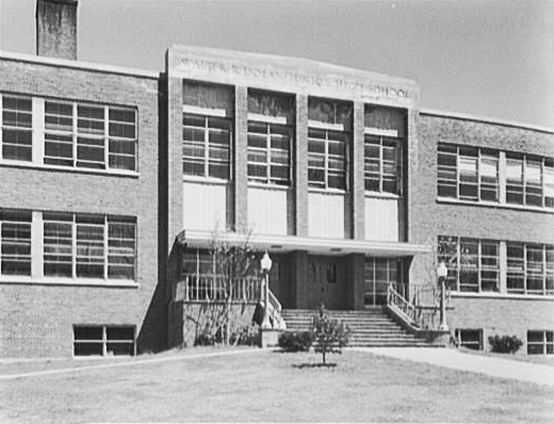 19 historic pictures of Stamford's Dolan Middle School