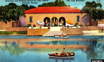 10 pictures reveal what Orlando, FL looked like before Disney World