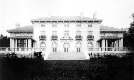 """""""Avalon"""", the majestic mansion of Frederick Ayer in Prides Crossing, MA"""