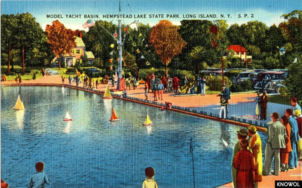 Hempstead Lake State Park On Long Island N Y Knowol