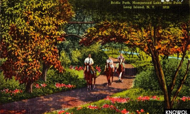Hempstead Lake State Park on Long Island, N.Y.