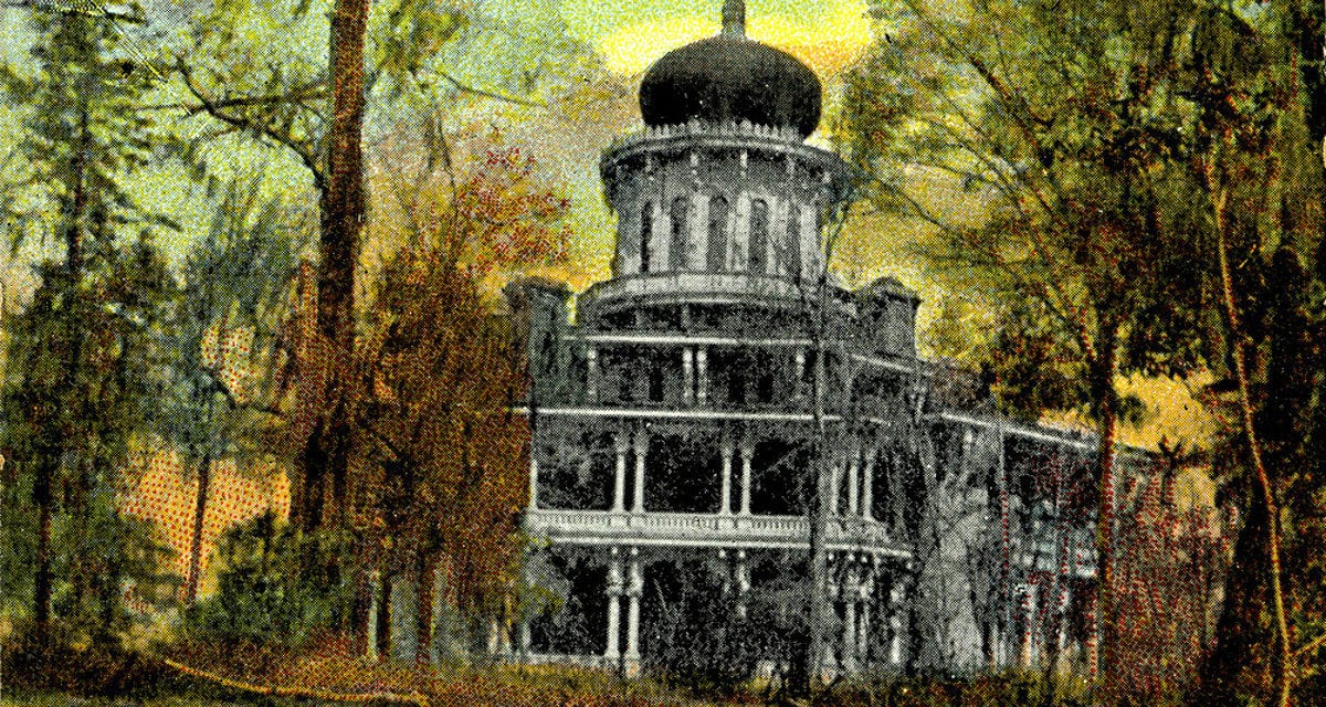 Legendary Longwood Mansion, the unfinished gem of Mississippi
